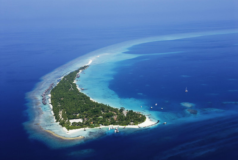Kanuhura Island Resort Malediven