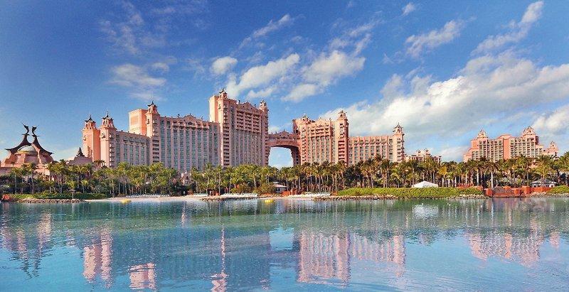 Atlantis royal towers cosmic hochzeitsreisen for Terrace view atlantis royal towers