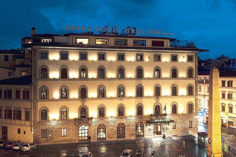 Florenz Grand Hotel Baglioni Cosmic Hochzeitsreisen