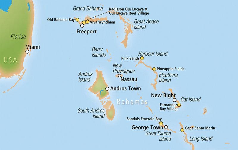 Miami To Grand Bahama Island