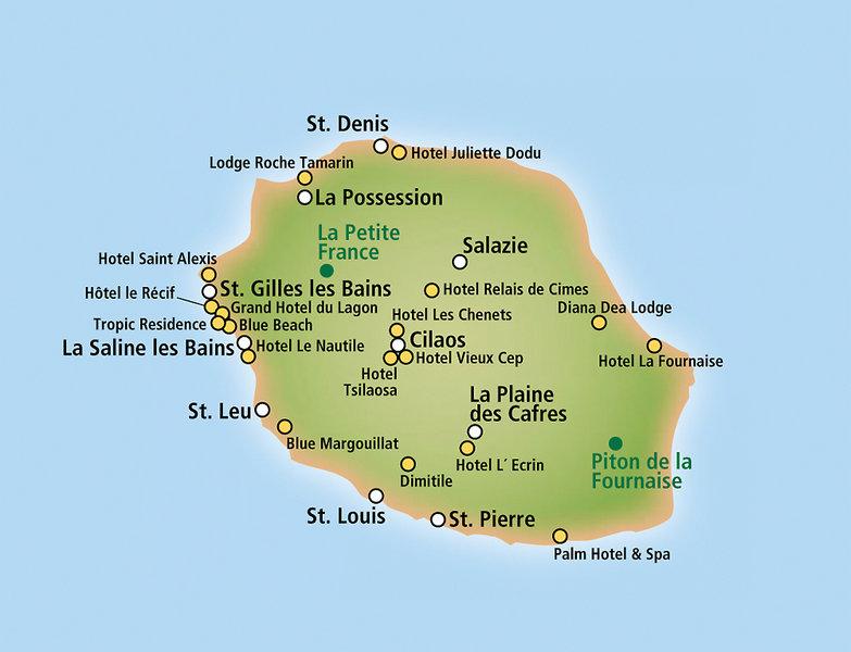 Hotel La Reunion Saint Gilles