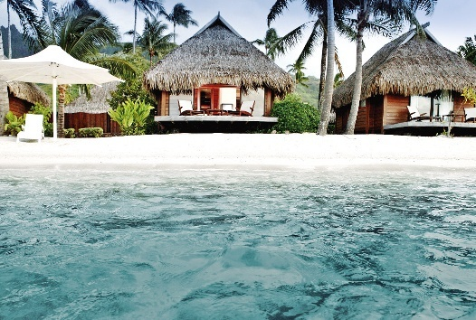 Moorea pearl resort spa cosmic hochzeitsreisen for Katzennetz balkon mit la pirogue premium garden bungalow